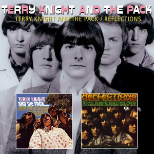 CD Terry Knight and the Pack - Reflections Pack , Terry Knight