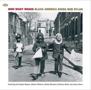 CD How Many Roads. Black America Sings Bob Dylan