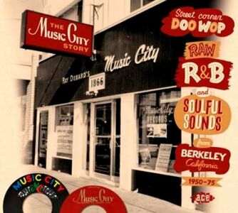 CD The Music City Story