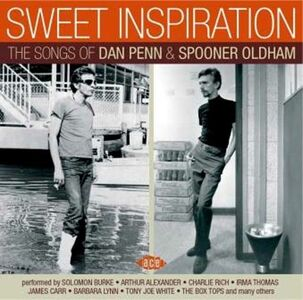CD Sweet Inspiration. The Songs of Dan Penn & Spooner Oldham