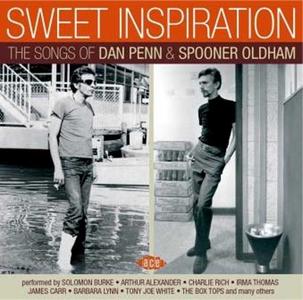 CD Sweet Inspiration. The Songs of Dan Penn & Spooner Oldham