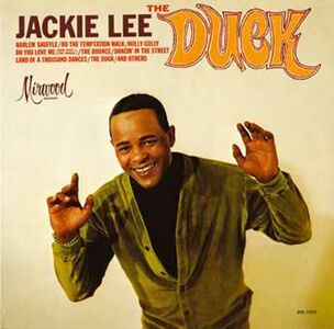 CD The Duck di Jackie Lee