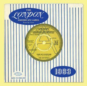 CD The London American Label Year by Year: 1963