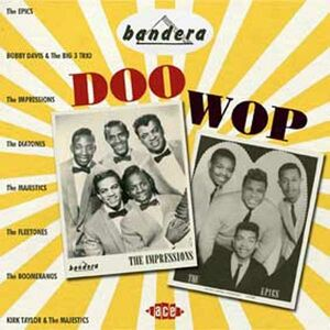 Foto Cover di Bandera Doo Wop, CD di  prodotto da Ace
