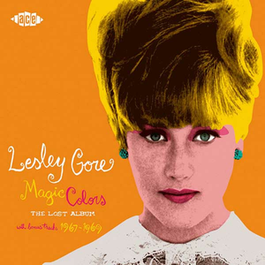 CD Magic Colors. The Lost Album 1967-1969 di Lesley Gore