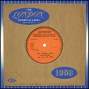 CD The London American Label. Year by Year 1958