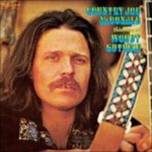 Foto Cover di Thinking of Woody Guthrie, CD di Country Joe McDonald, prodotto da Ace