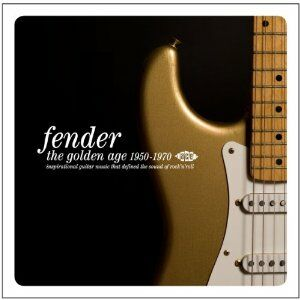 Foto Cover di Fender. The Golden Age 1950-1970, CD di  prodotto da Ace