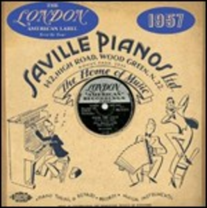 CD The London American Label. Year by Year 1957