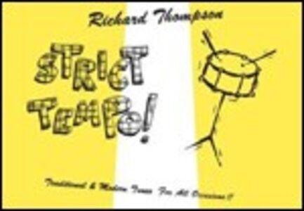 CD Strict Tempo! di Richard Thompson