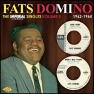CD The Imperial Singles vol.5: 1962-1964 di Fats Domino