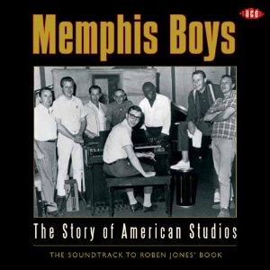 CD Memphis Boys. The Story of American Studios