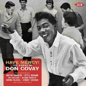 CD Have Mercy! The Songs of Don Covay