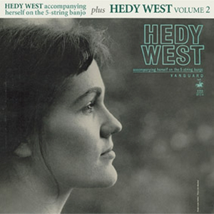 CD Hedy West vol.2 di Hedy West