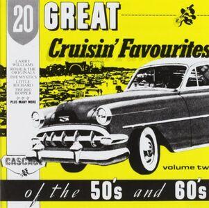 Foto Cover di 20 Great Cruisin' vol.2, CD di  prodotto da Ace
