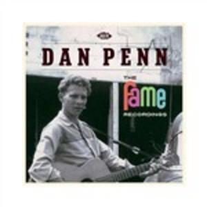 CD The Fame Recordings di Dan Penn