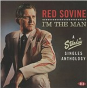 CD I'm the Man di Red Sovine