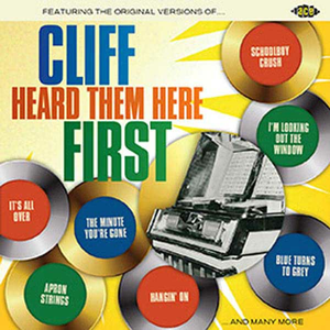 CD Cliff Heard Them Here First