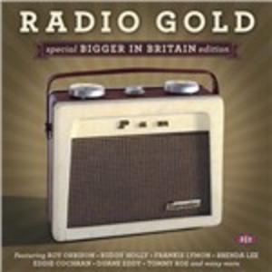 CD Radio Gold. Special Bigger in Britain Edition