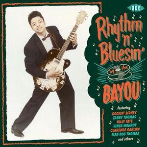 CD Rhythm'n' Bluesin' by the Bayou