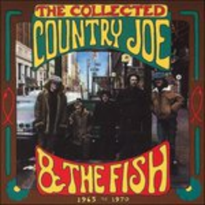 CD Collected 1965-1970 di Country Joe & the Fish