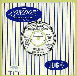 CD London American Label Year by Year. 1964