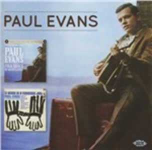 CD Folk Songs of Many Lands - 21 Years in a Tennessee Jail di Paul Evans 0