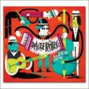 Foto Cover di Duw Duw, CD di Dai,Ramblers, prodotto da Just Peachy Reco 0