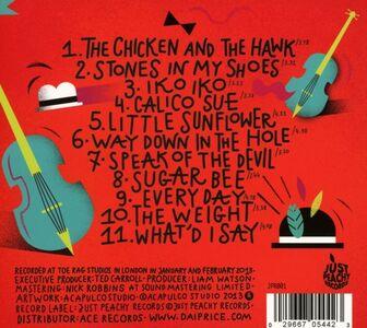 Foto Cover di Duw Duw, CD di Dai,Ramblers, prodotto da Just Peachy Reco 1