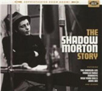 CD Sophisticated Boom Boom. The Shadow Morton Story  0