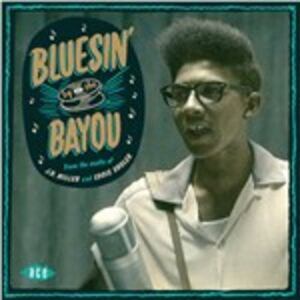 CD Bluesin by the Bayou