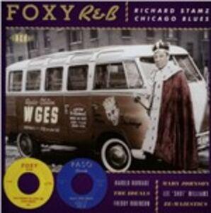 CD Foxy R&b  0