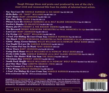 CD Foxy R&b  1