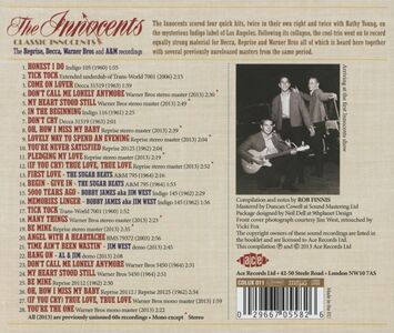 CD Classic Innocents di Innocents 1