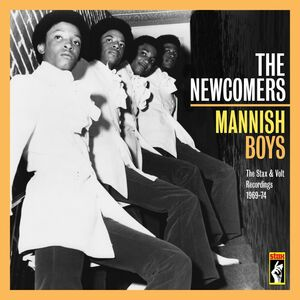 CD Mannish Boys di Newcomers 0
