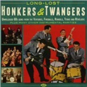 CD Long Lost Honkers  0