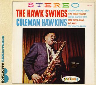 CD Hawk Sings di Coleman Hawkins