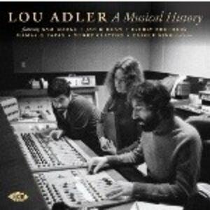 CD Lou Adler: a Musical History