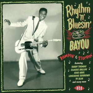 CD Rhythm'n'Bluesin' by the Bayou