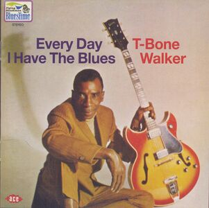 CD Every Day I Have the Blues di T-Bone Walker 0