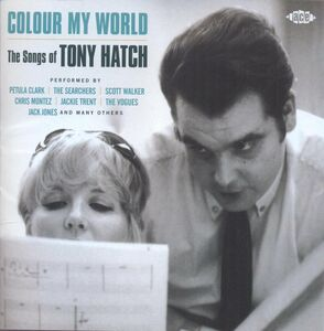 CD Colour MY World. The Songs of Tony Hatch di Tony Hatch