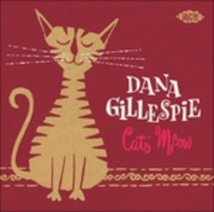 CD Cats Meow di Dana Gillespie