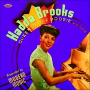 CD Queen of the Boogie and More di Hadda Brooks