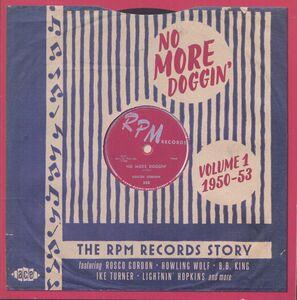Foto Cover di No More Doggin', CD di  prodotto da Ace 0
