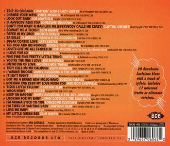 CD Bluesin' By the Bayou  1
