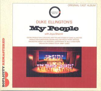 Foto Cover di My People, CD di Duke Ellington, prodotto da Boplicity