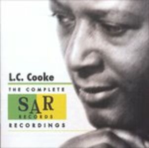 CD Complete Sar Recordings di LC Cooke 0