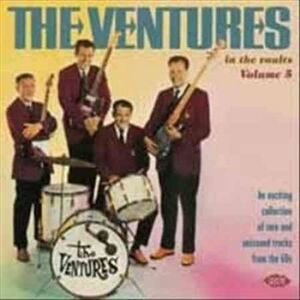 CD In the Vaults vol.5 di Ventures