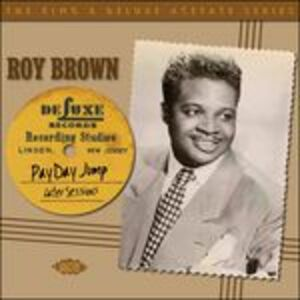 CD Payday Jump. The 1949-1951 Sessions di Roy Brown