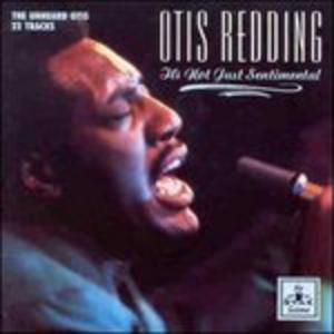 CD It's Not Just Sentimental di Otis Redding